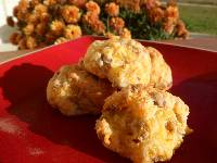 sausage cheese biscuits